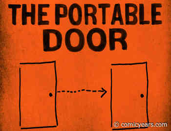 Guy Pearce & Christoph Waltz To Star In The Portable Door Adaptation - Comic Years