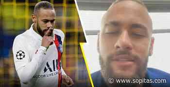 Cinismo nivel: Neymar 'lloró' por perderse los carnavales de Brasil - Sopitas.com