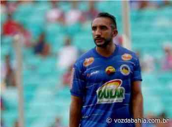 Apodi é anunciado pelo Atlético de Alagoinhas, mas vai jogar no ASA: 'Se precipitaram' - Voz da Bahia