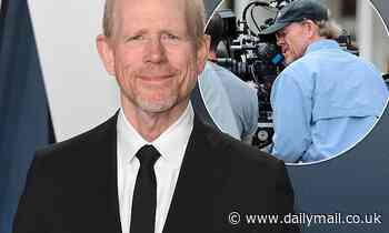Hollywood director Ron Howard setting up film lab to develop films and TV shows in Australia - Daily Mail