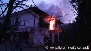 Incendio in casa Intossicato il proprietario - Il Giornale di Vicenza