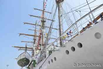 Zarpó el buque Gloria de Cartagena, le ha dado dos veces la vuelta al mundo - TuBarco