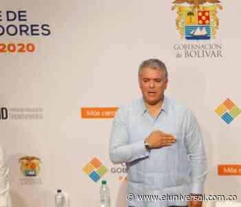 Presidente Duque presentó proyecto para transformar las CAR - El Universal - Colombia