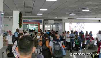 Piden a la ANI acelerar proceso de ampliación del Aeropuerto de Cartagena - Caracol Radio