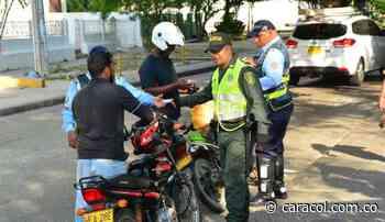 Entregan balance de operativos contra las motocicletas en Cartagena - Caracol Radio