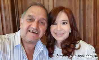 Linares fue recibido ayer por la vicepresidenta Cristina Kirchner - Diario EL CHUBUT