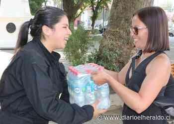 Linares reunió aporte pata hidratar a sus bomberos voluntarios - Diario El Heraldo Linares