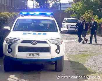 Prisión preventiva para único detenido por homicidio ocurrido en Linares - Diario El Heraldo Linares