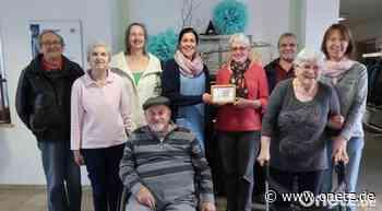 Flohmarktladen Vilseck erfreut Seniorenheim mit Spende - Onetz.de