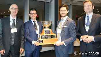 Lakehead law students head to national mock trial competition