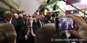 """Emmanuel Macron promet de recevoir un groupe de """"gilets jaunes"""" lors d'un échange vif avec une femme au Salon de l'agriculture"""