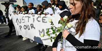 Près de 300 personnes défilent en hommage à Mehdi, tué par un policier après un braquage à Marseille