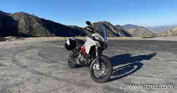 2020 Ducati Multistrada 950 S: A Ducati for all roads and no roads     - Roadshow
