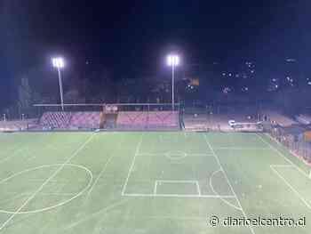 """Estadio """"Julio Vergara"""" contará con impecable iluminación - El Centro"""