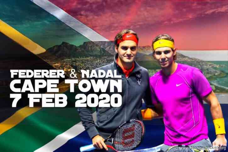Roger Federer: 'We Hope to Have a Second Edition of the Match in Africa Soon'