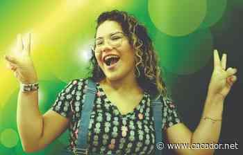 Música: Maria Eduarda, de Fraiburgo, inicia nova etapa no The Voice Kids - Caçador Online