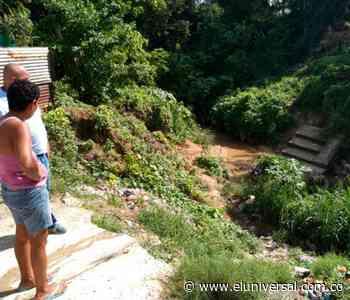 Dos barrios incomunicados por caída de un puente en Turbaco - El Universal - Colombia