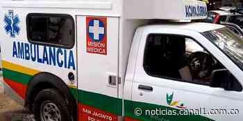 Violentos atacaron misión médica que iba de San Jacinto, Bolívar, a Cartagena - Canal 1
