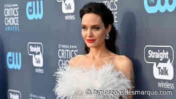 Así va Angelina Jolie va a la playa. Como no te imaginas - ElDesmarque Famoseo