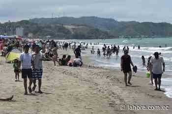 Campaña 'Ama tu playa' se presenta en Atacames - La Hora (Ecuador)