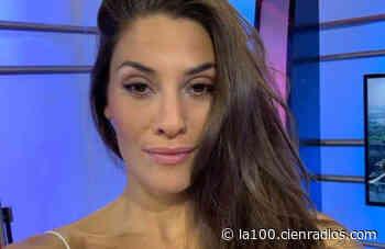 En bikini y desde la playa, la foto de Ivana Nadal que levantó la temperatura en las redes - La 100