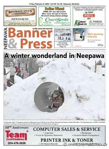 Friday, February 21, 2020 Neepawa Banner & Press - myWestman.ca