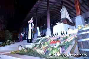 Se realizó la bendición de los frutos en San Martín - tiempodeleste.com