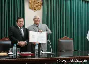 Imponente conferencia magistral dio el Dr. San Martín Castro, en San Marcos - Pysn Pueblo y Sociedad Noticias