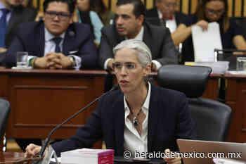Próximos Consejeros del INE deben rechazar órdenes del poder: Pamela San Martín - El Heraldo de México