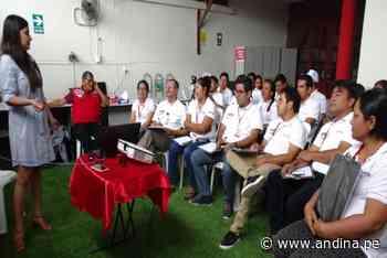 Qali Warma capacita en San Martín a monitores de gestión local para Buen Inicio Escolar - Agencia Andina