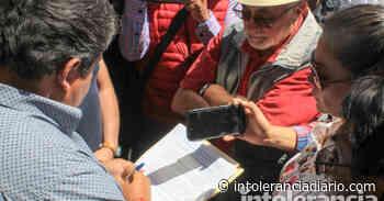 Gobierno de San Martín Texmelucan abierto al diálogo - Intolerancia Diario