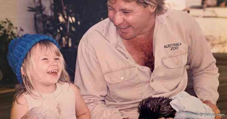 Bindi Irwin Shares Sweet Tribute to Late Dad Steve Irwin on His Birthday: 'You're Always With Me'