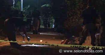 Sucesos 2020-01-20 Tres supuestos pandilleros fueron asesinados anoche en Guaymango, Ahuachapán - Solo Noticias El Salvador
