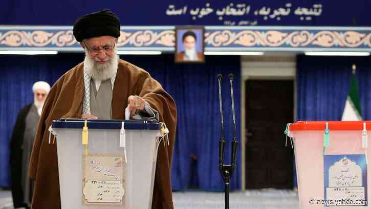 Conservatives poised to make gains in Iran elections amid sanctions, domestic problems