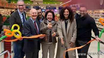 Nuova apertura Conad a Peschiera del Garda - L'Arena