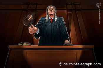 HitBTC-Betrüger drohen 2 Jahre Haft wegen Bitcoin-Betrug auf Twitter - Cointelegraph Deutschland