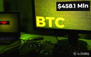 $458.1 Mln in Bitcoin (BTC) Sent to Bittrex From Anonymous Wallet: Whale Alert - U.Today