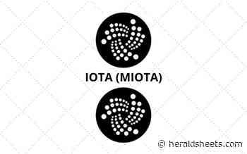 IOTA (MIOTA) to Be Listed on Bittrex Global Exchange - Herald Sheets