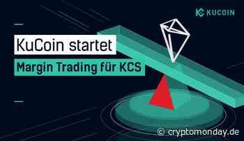 Bitcoin Börse KuCoin startet Margin-Handel mit KCS bis 10x - CryptoMonday