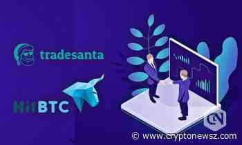 HitBTC Partners With TradeSanta to Offer 0% Trading Fee to Traders - CryptoNewsZ