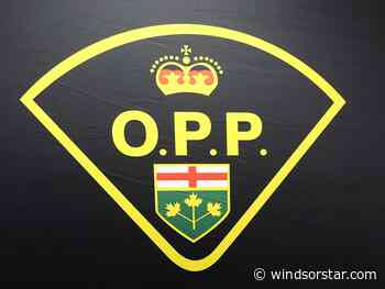 Essex County OPP make arrest in overnight store robbery