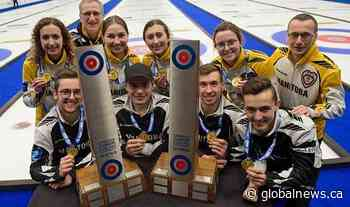 Manitoba curlers coming home with gold from world championships