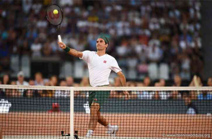 "Roger Federer: ""My Match in Africa represented something special for everyone"""