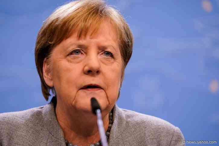 Caught between extremes, Merkel's party mired in crisis