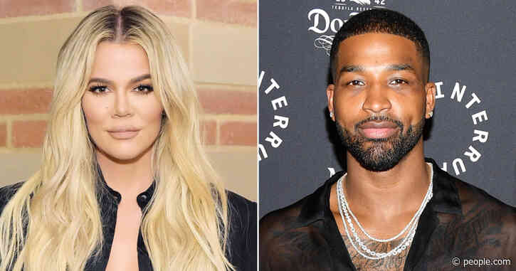 Khloé Kardashian Talks Co-Parenting Daughter True with Ex Tristan Thompson: He's a 'Great Person'