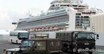 Canadian cruise ship passenger tests negative for COVID-19 in Cornwall, Ont.