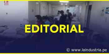 [EDITORIAL] Realidad paralela en el hospital Belén | TRUJILLO - La Industria.pe