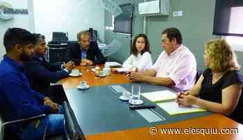 Convenio de ejecución y mantenimiento de obras de agua en Belén y Saujil - Diario El Esquiu