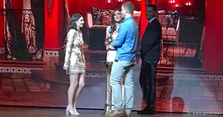 'Bachelor Live on Stage' is sort of strange, but fans in Salt Lake City loved it