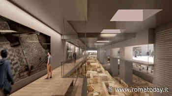 Metro C, cinque piani tra gli scavi e un museo: ecco come sarà l'archeostazione Amba Aradam